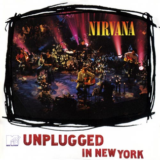 Nirvana – MTV unplugged
