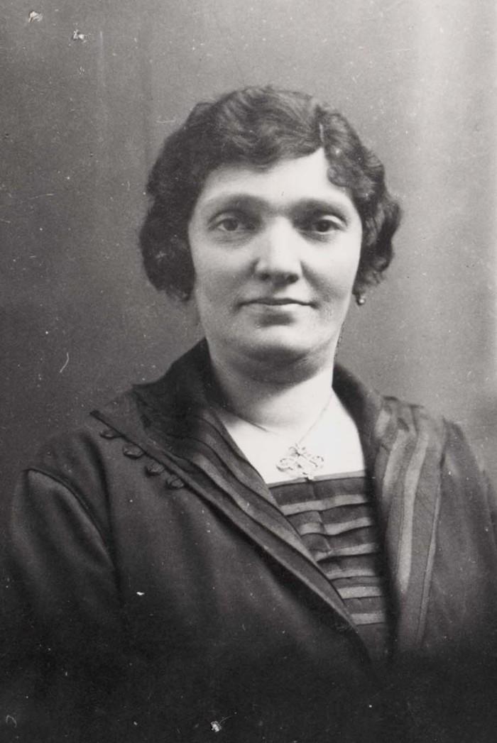 Ich gedenke Esther Rotkopf